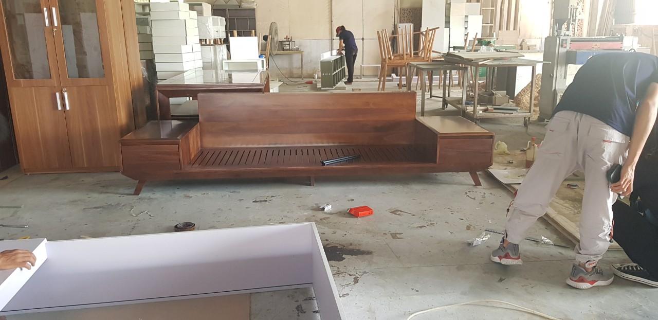Nhà máy sản xuất nội thất INEST