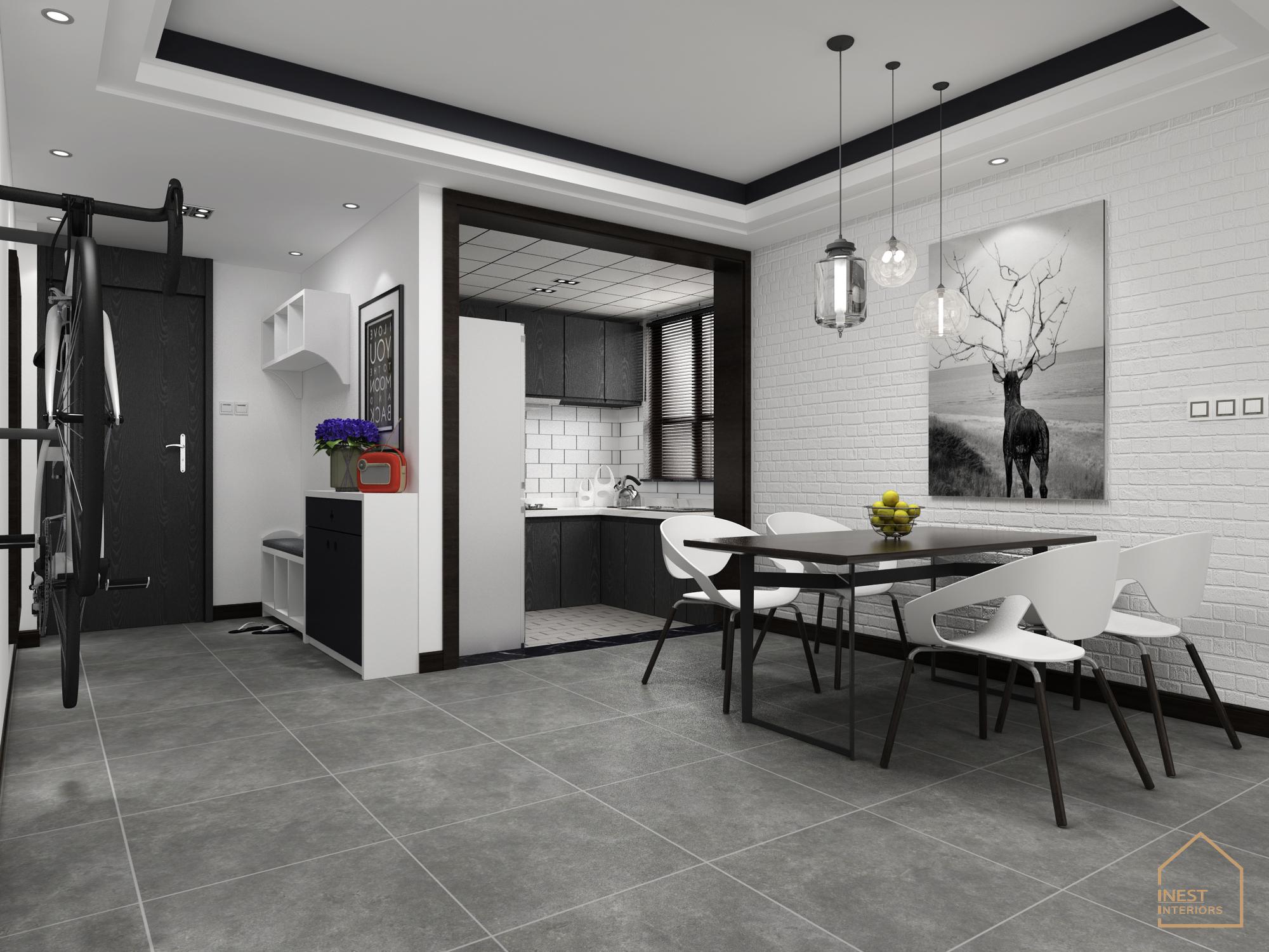Thiết kế tối giản cho nội thất phòng khách