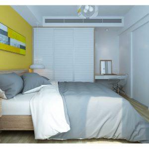 Cách trang trí nội thất chung cư nhỏ 50m2