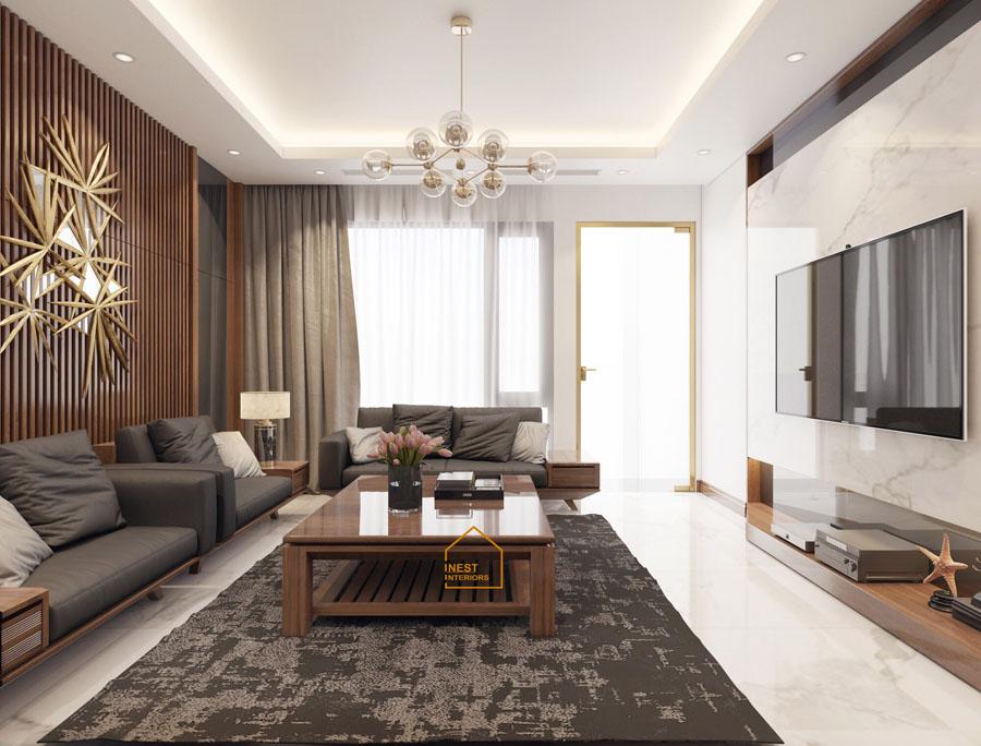 thiết kế nội thất biệt thự Ninh Bình