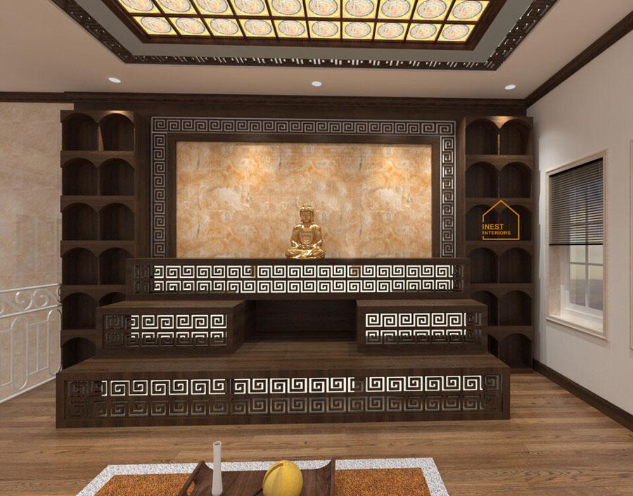 thiết kế nội thất biệt thự Yên Viên