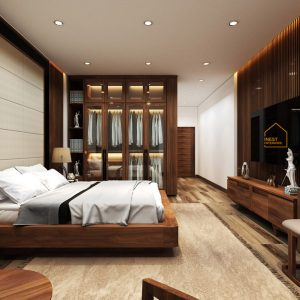 thiết kế nội thất biệt thự Thái Bình
