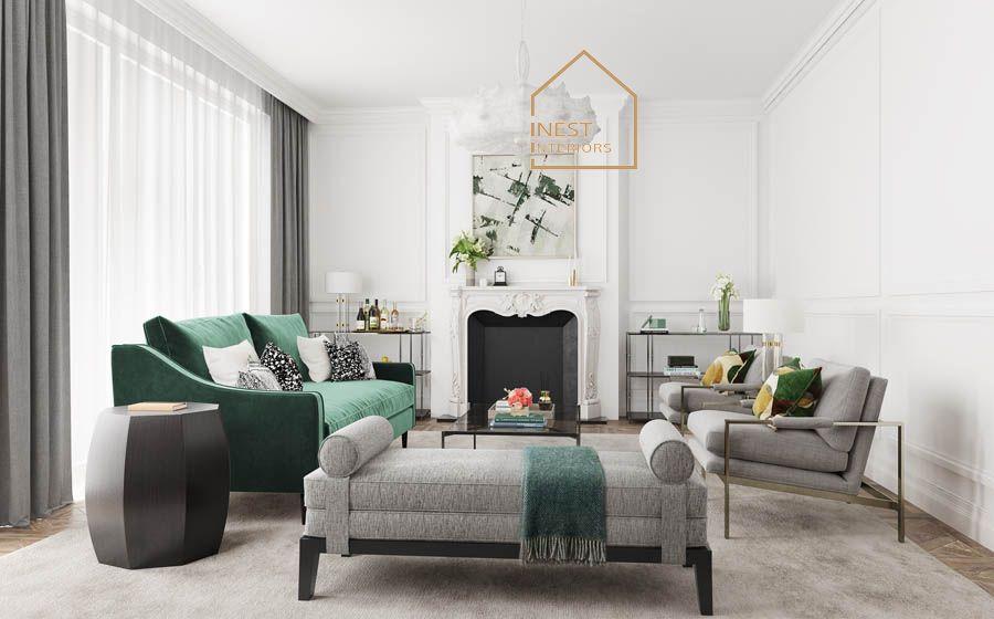 Phong cách thiết kế phòng khách
