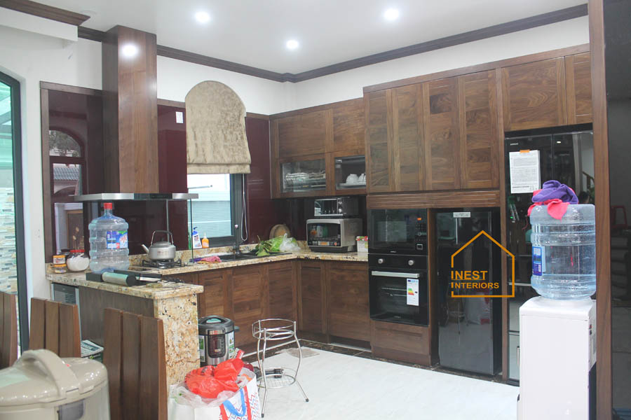 Phòng bếp chung cư