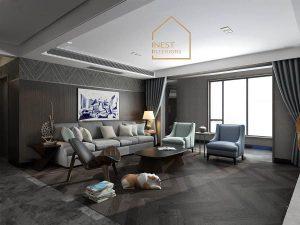 lưu ý khi thiết kế phòng khách
