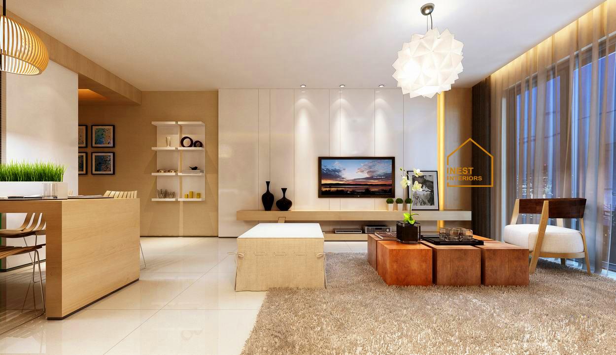 nội thất chung cư vinhomes smart city