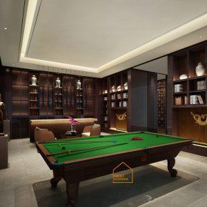 Nội thất penthouse Tam Đảo