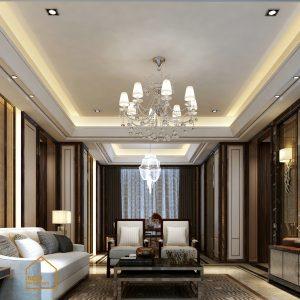 Thiết kế cải tạo nội thất căn hộ royal city