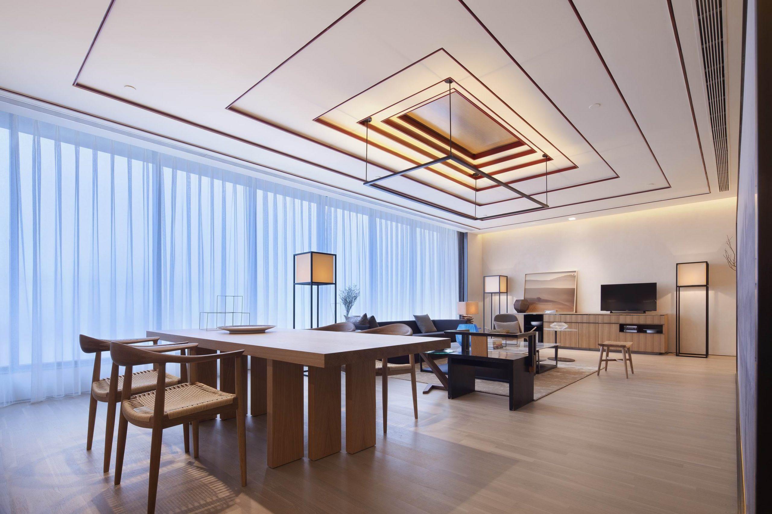 Thiết kế căn hộ với phong cách tối giản