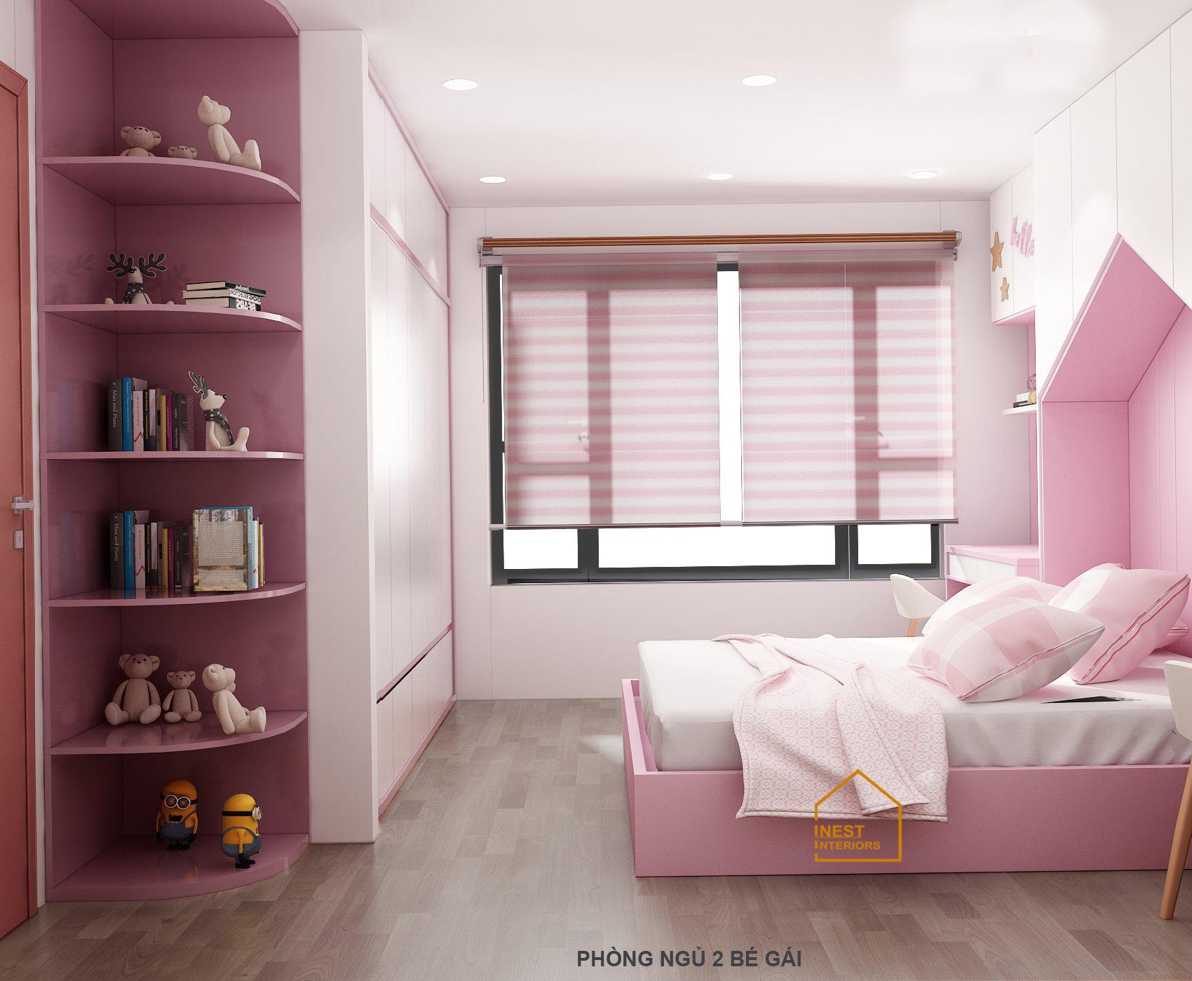 Nội thất căn hộ Goldmark city - Hồ tùng mậu